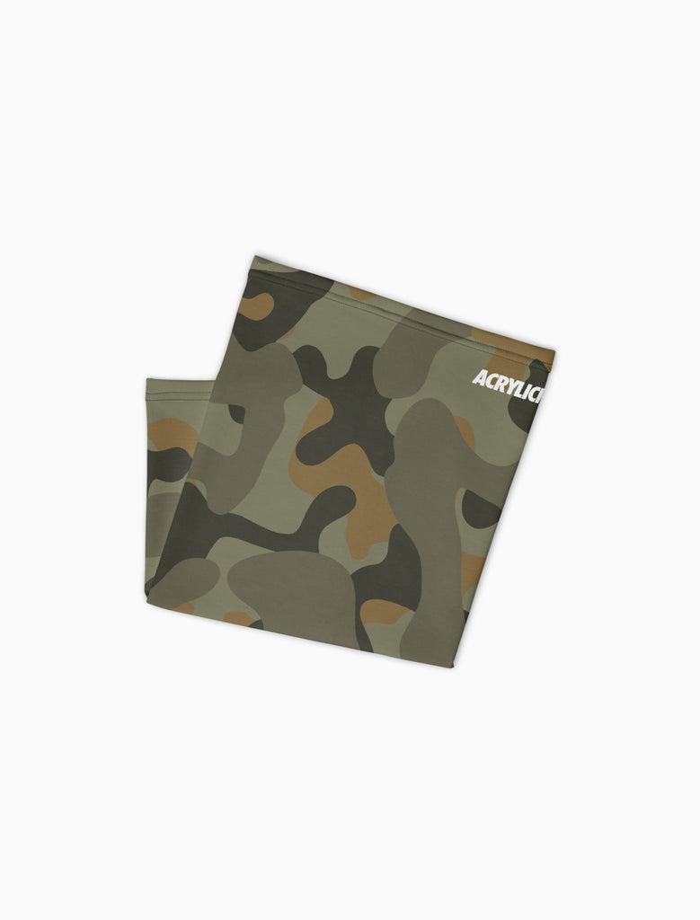 Duck Camo Neck Gaiter