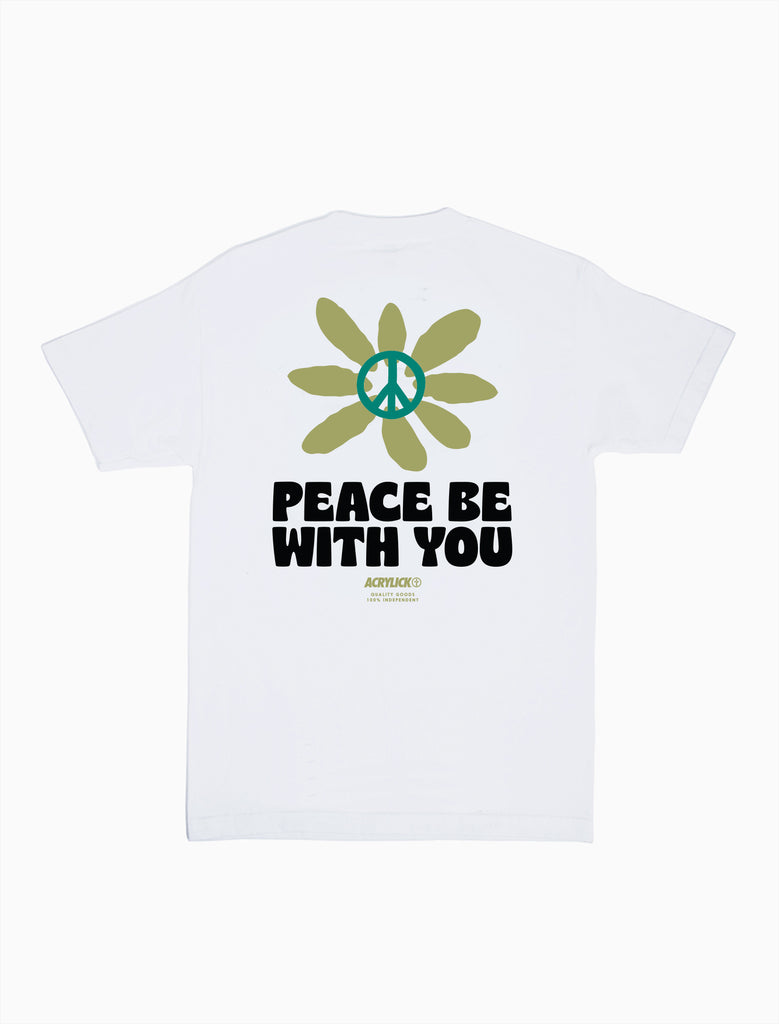 Peace Be With You Tee