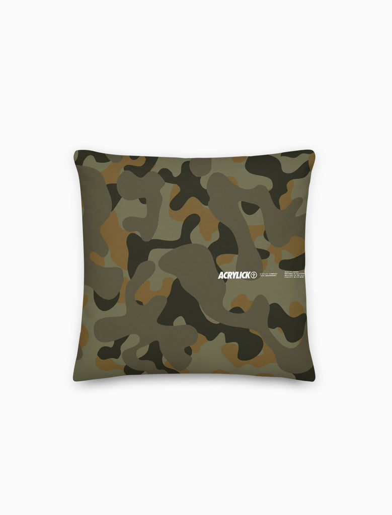 MPC Camo Pillow