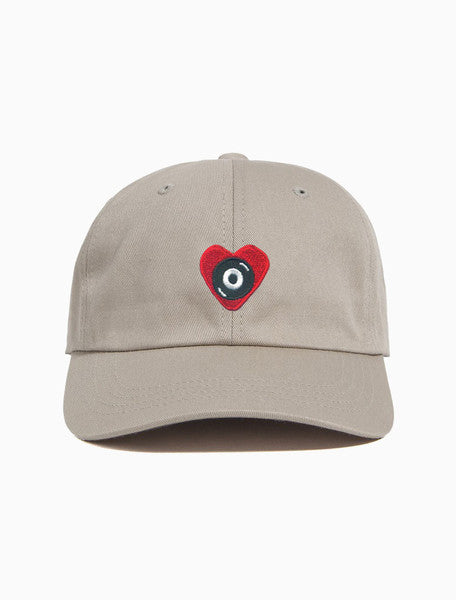 Acrylick - Dad Hat - Des Concept - Heart Record