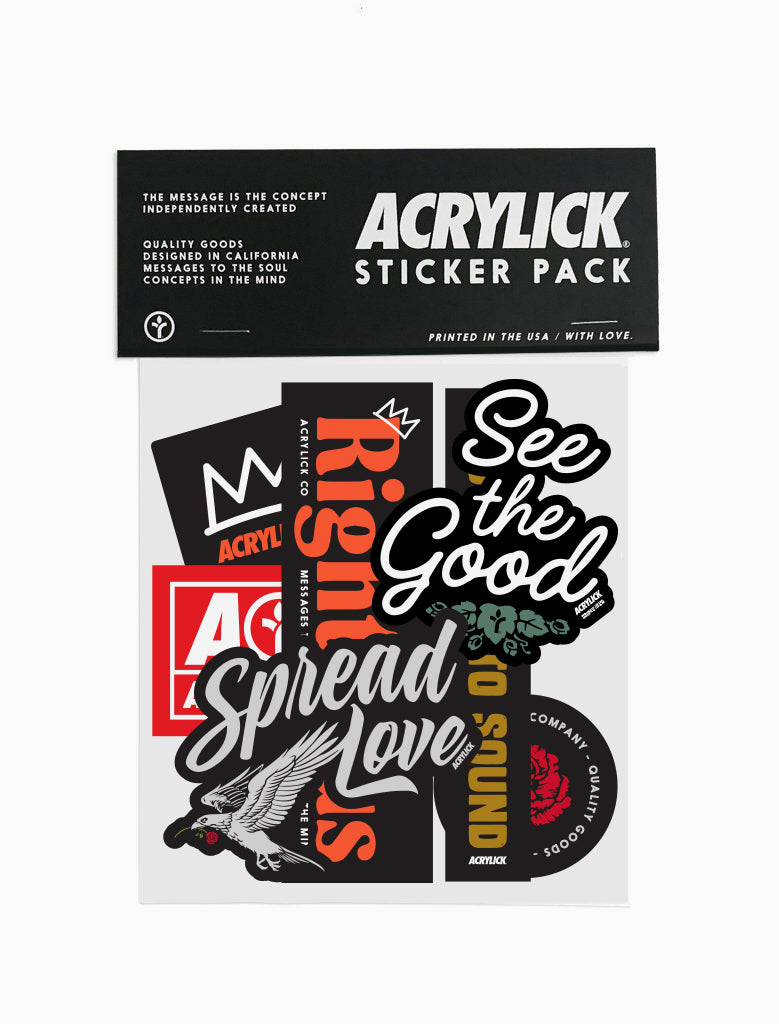 Spring 2020 Sticker Pack