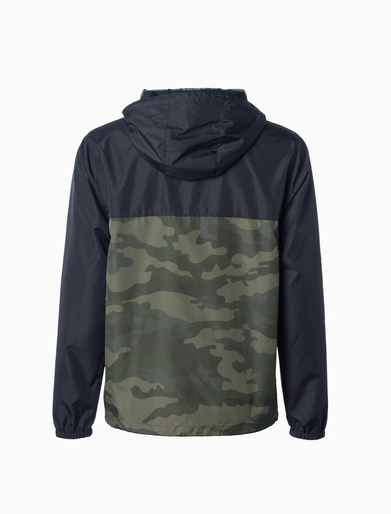 Strike Windbreaker Camo Jacket (256558039068)