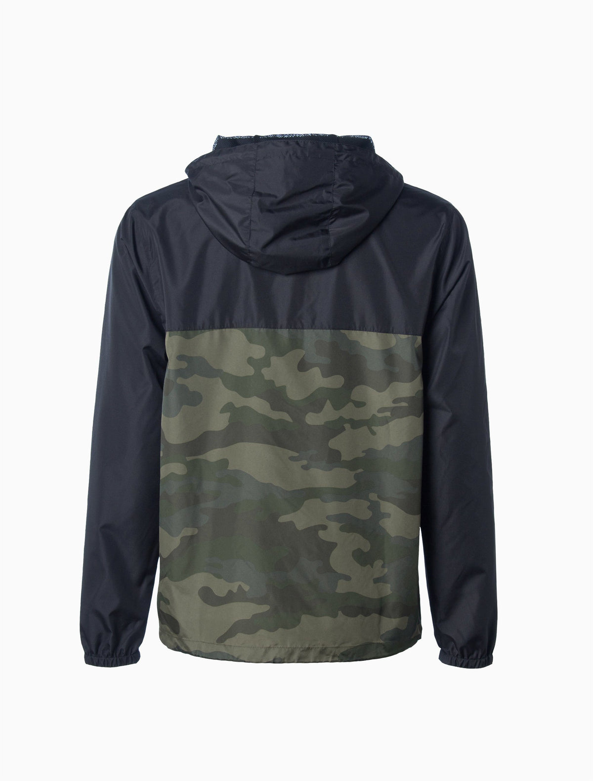 Strike Windbreaker Camo Jacket