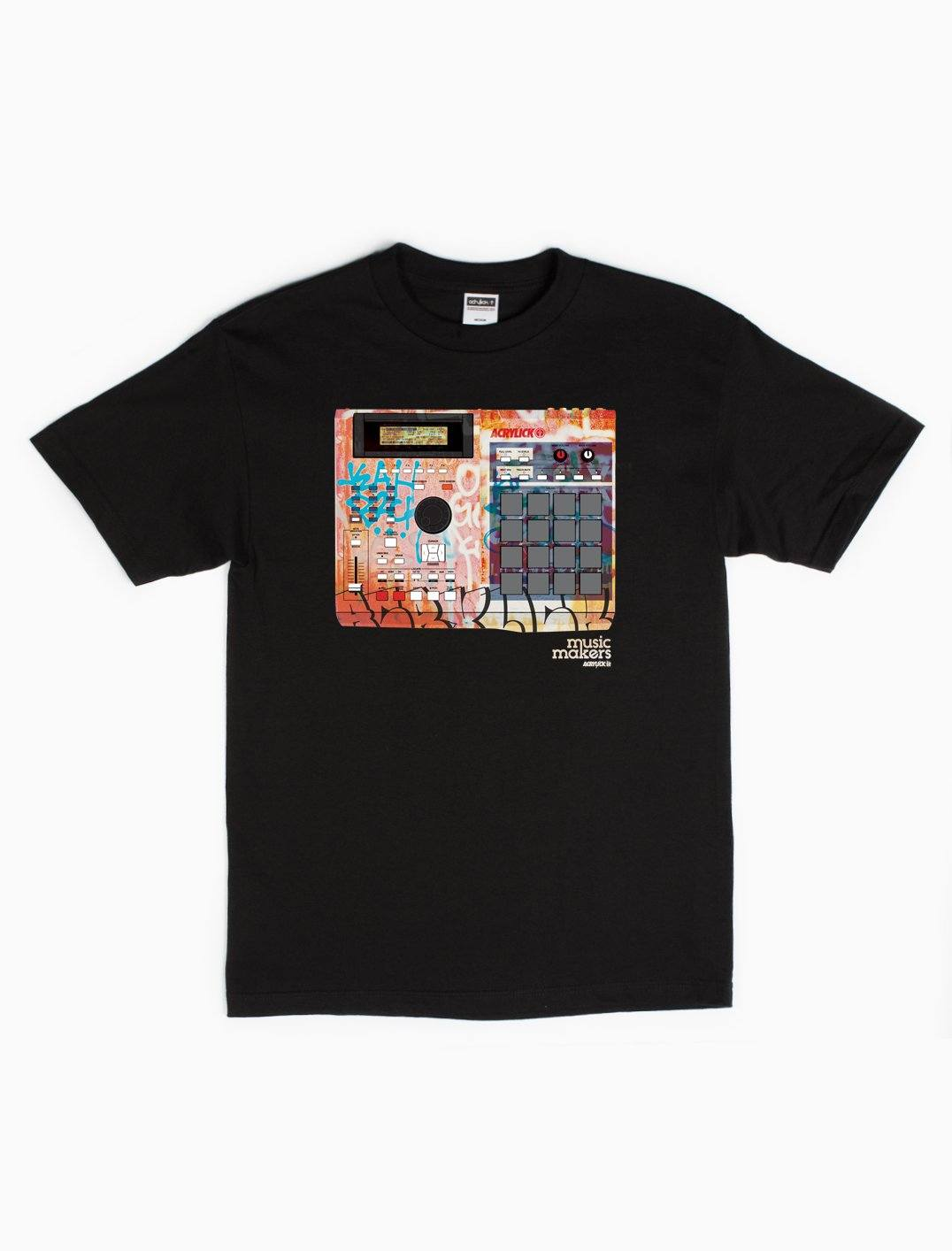 Acrylick - Subway MPC Tee