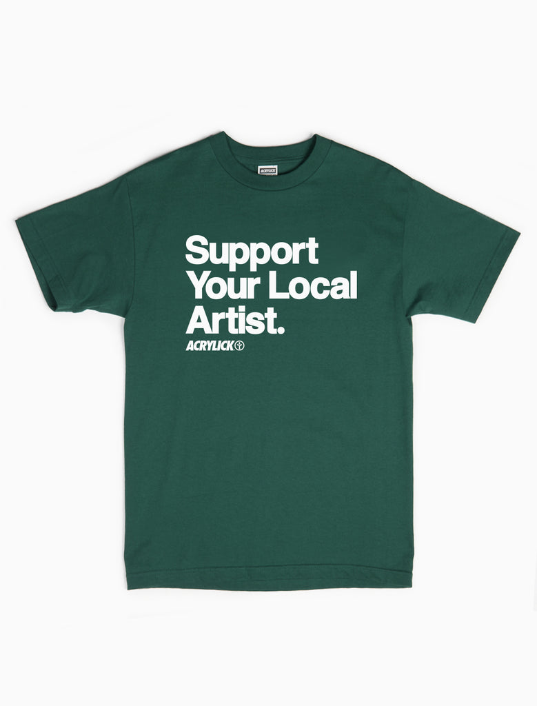 Support Your Local Artist Tee