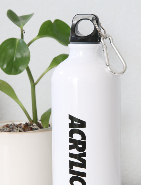 Strike Logo Aluminum Water Bottle