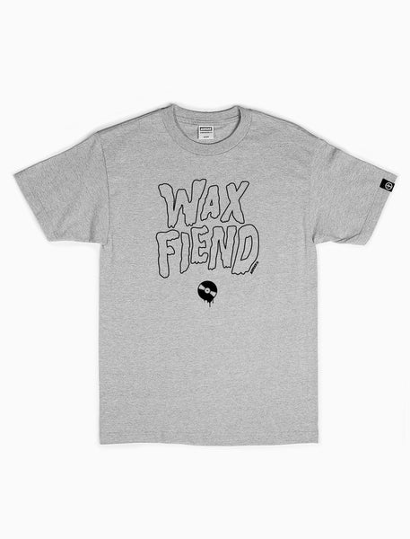 Acrylick Wax Fiend Tee, Vinyl, Record, LP, 45 Clothing