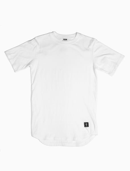 Acrylick - Scoop Tee - High Low Tee