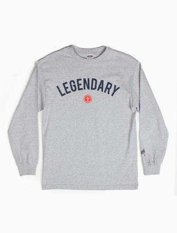 Acrylick - Legendary Long Sleeve Tee
