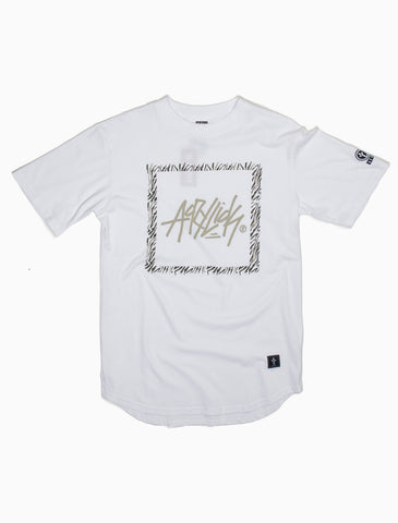 Acrylick High-Low Tee - Scooped - Expedition
