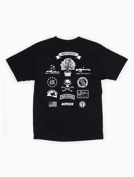 Acrylick - Truth Keepers Tee