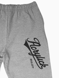 Script Fleece Pants