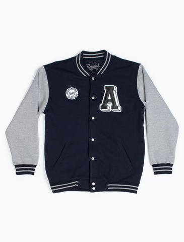 Acrylick - Varsity Fleece Jacket