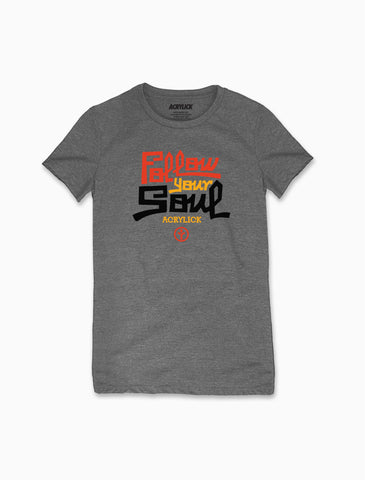 Acrylick - Women's - Follow Your Soul Tee