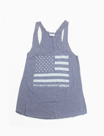 Acrylick - Truth Keepers Racerback Tank