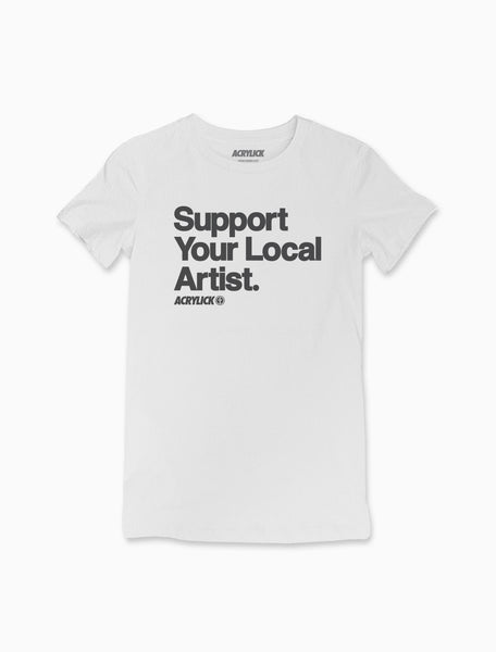 Support Local Artist Tee