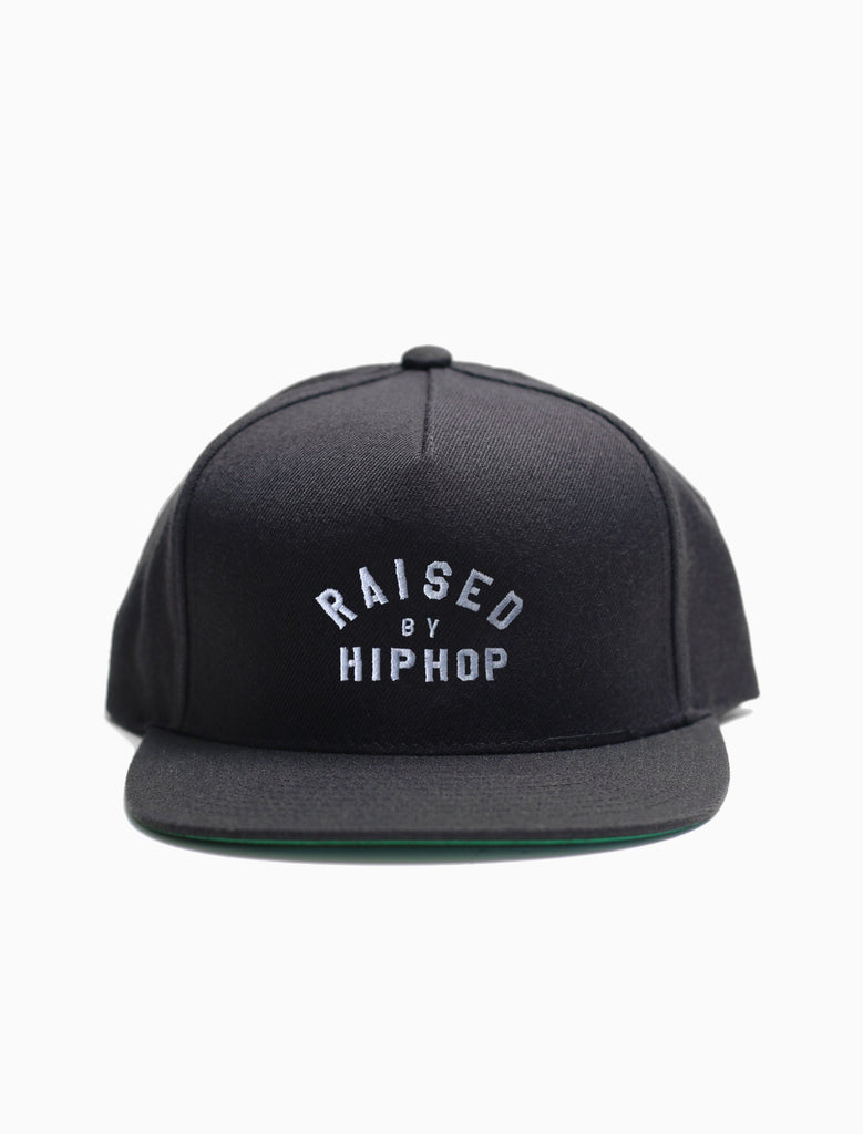 Raised by Hiphop Snapback Hat (510598152220)