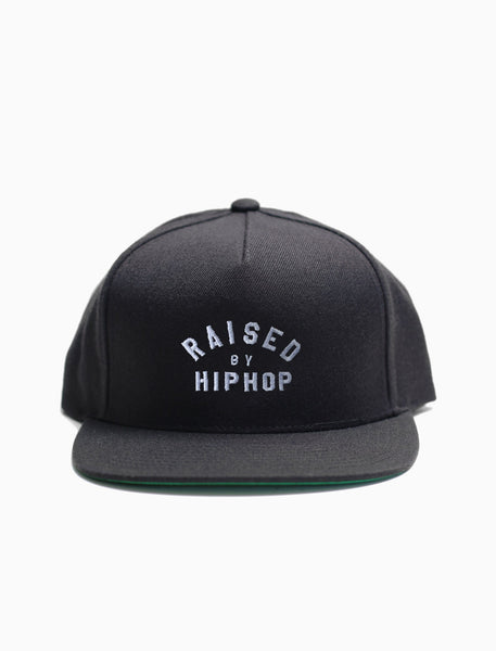 Raised by Hiphop Snapback Hat