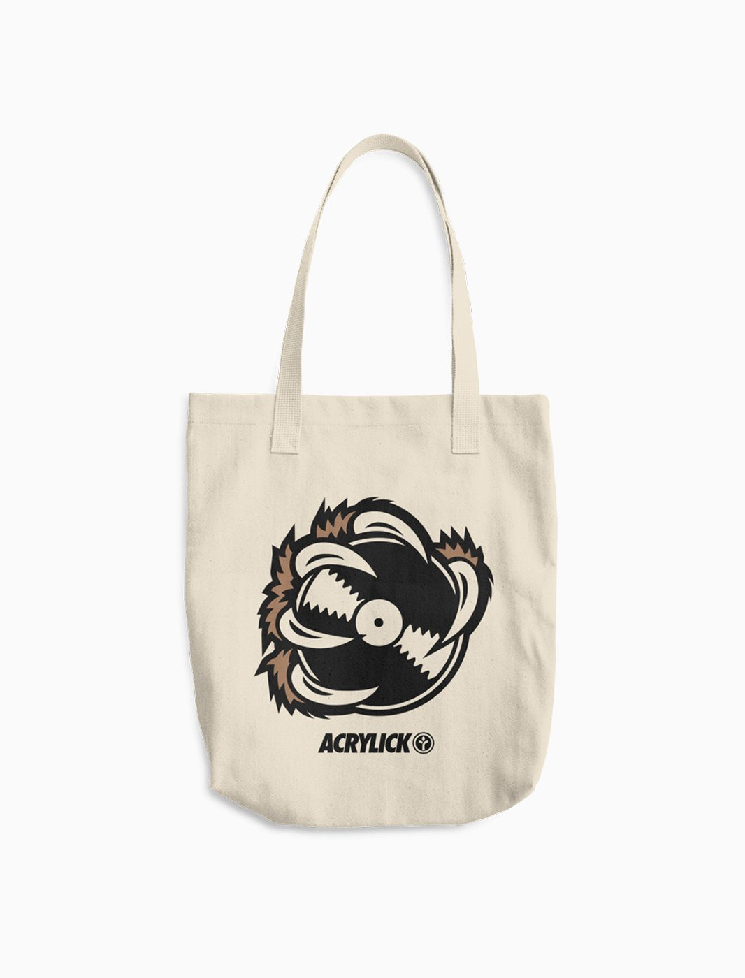 Tote Bag - Canvas - Record - Acrylick - Music