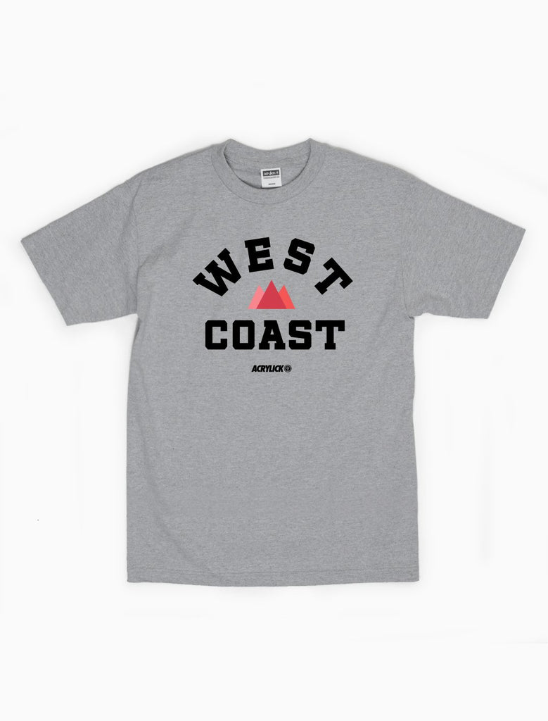 West Coast, Pacific Coast, Mens, Tshirt, Tee (255315836956)