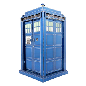 METAL EARTH - Dr Who - Tardis