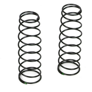TLR 16mm RR Shk Spring, 3.8 Rate, Green(2): 8IGHT Buggy 3.0
