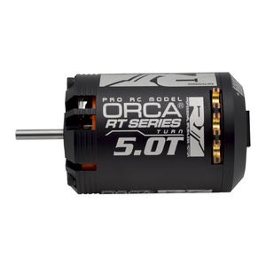 ORCA RT Sensored 5.0T Brushless Motor