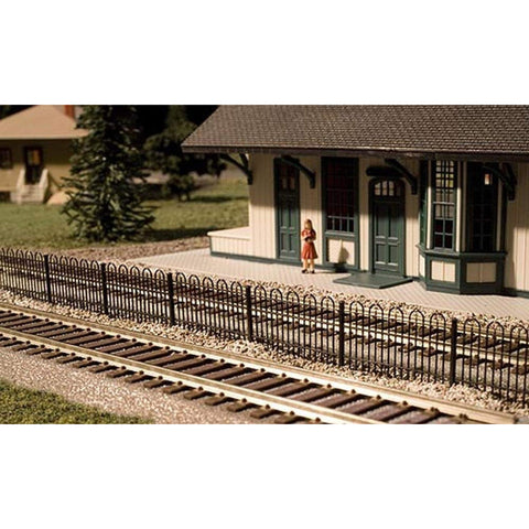 ATLAS N Scale Hairpin Style Fence