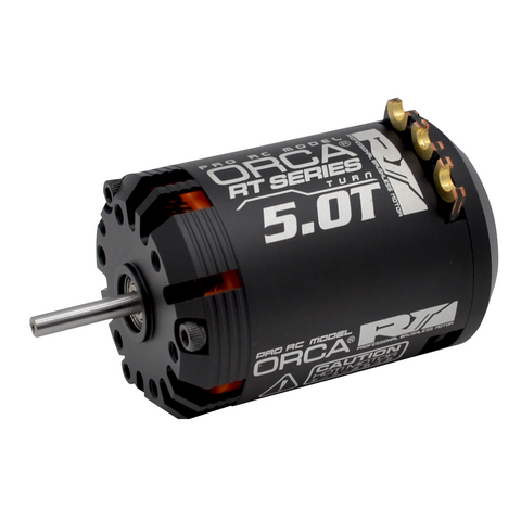 Image of ORCA RT Sensored 5.0T Brushless Motor