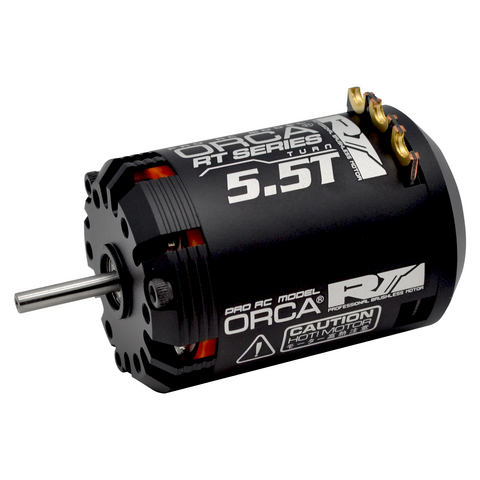 Image of ORCA RT Sensored 5.5T Brushless Motor