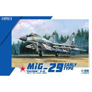 "GWH 1/48 MiG-29 ""Fulcrum C"" 9-12 Early Type"