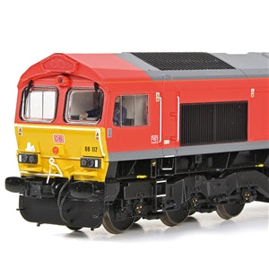 Image of BRANCHLINE OO Class 66/0 66117 DB Cargo
