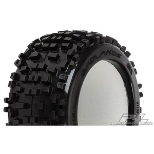 "PROLINE Badlands 3.8"" (Traxxas Style Bead) All Terrain Tyre"