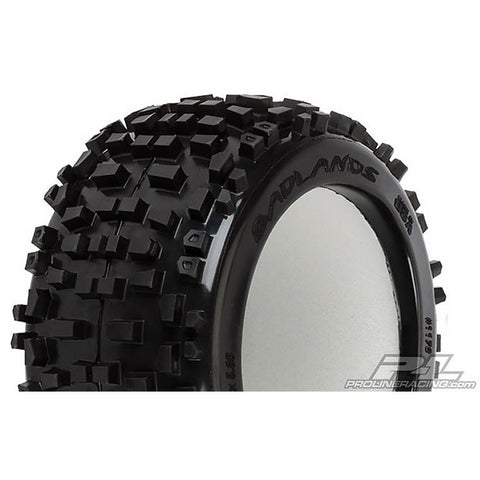 "Image of PROLINE Badlands 3.8"" (Traxxas Style Bead) All Terrain Tyre"