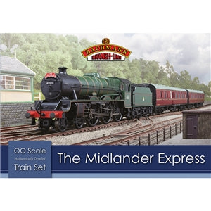 Image of BACHMANN BRANCHLINE HO The Midlander' Express
