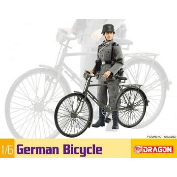 DRAGON 1/6 German Bicycle