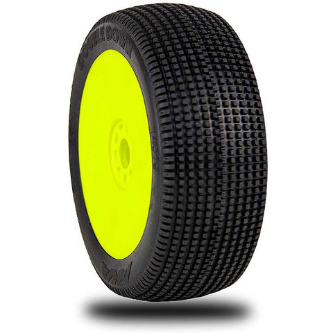 AKA 1/8 Buggy DOUBLE DOWN (Soft - Long Wear) EVO Wheel Pre-