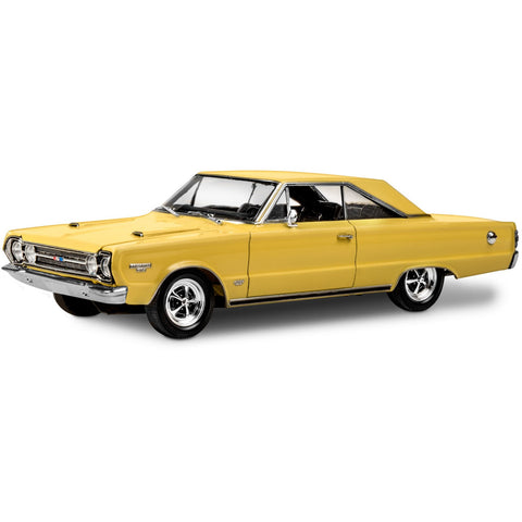 REVELL 1/25 1967 Plymouth GTX Plastic Model Kit