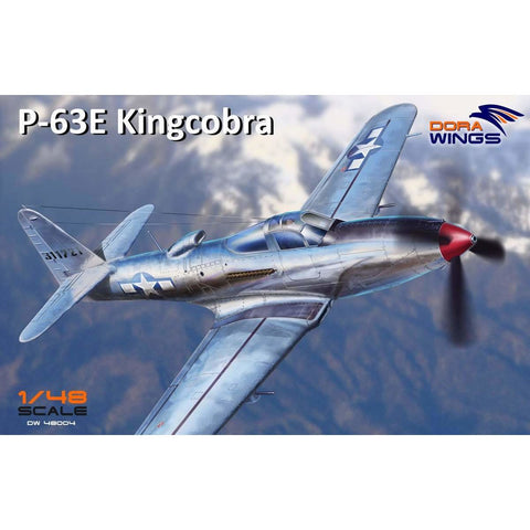DORA WINGS 1/48 Bell P-63E-1-BE Kingcobra