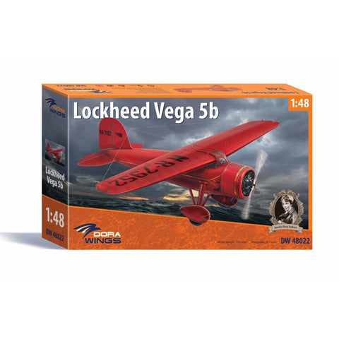 "Image of DORA WINGS 1/48 Lockheed Vega 5b ""Record Flights"""