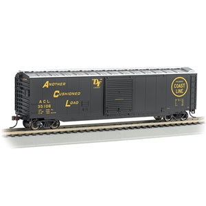 BACHMANN HO 50' Sliding Door Box Car Atlantic Coast Line