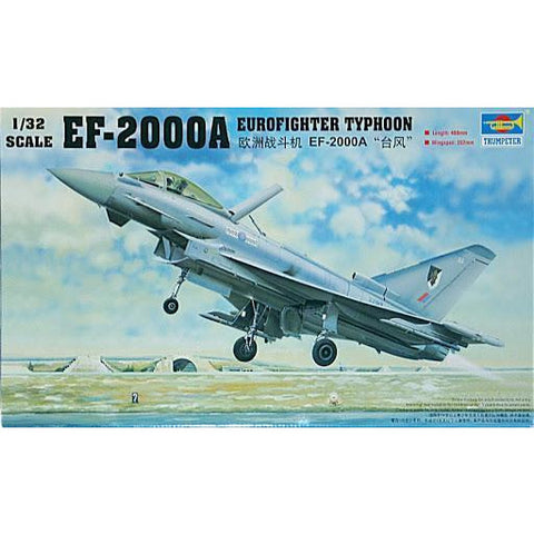 TRUMPETER 1/32 EF-2000A Eurofighter Typhoon