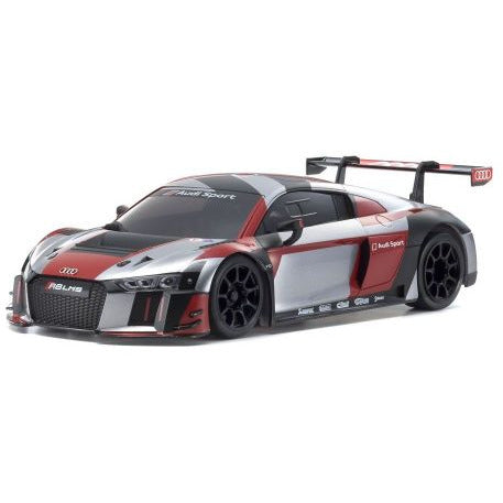 KYOSHO Mini-Z RWD MR-03 Readyset Audi R8 LMS 2016 Grey/Red