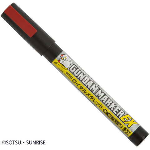GSI GUNDAM MARKER EX ROYAL MET RED