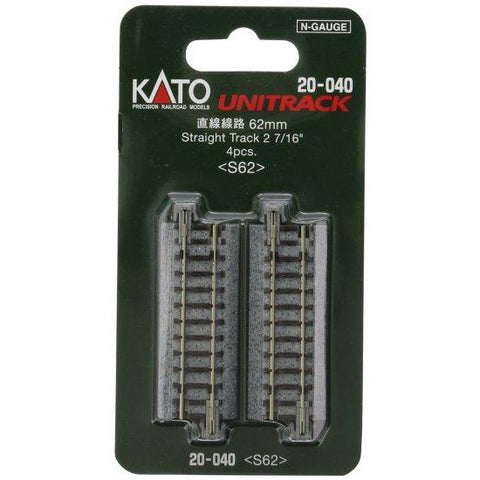 KATO Unitrack 62mm