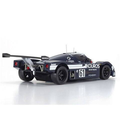 KYOSHO Mini-Z RWD Readyset Sauber-Mercedes C9 No61 1987