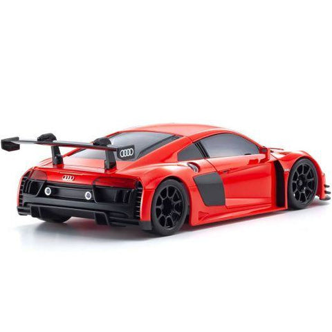 KYOSHO Mini-Z RWD MR-03 Readyset Audi R8 LMS 2016 Red