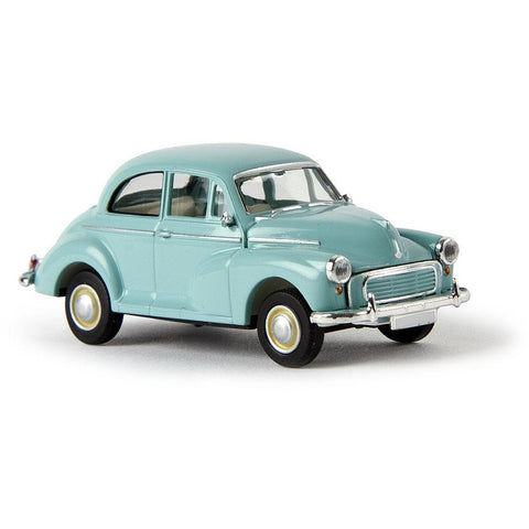 BREKINA AUTOMODELLE Morris Minor Light Green