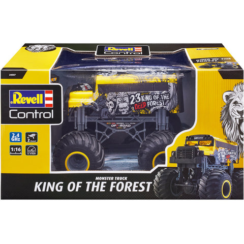 "Image of REVELL Monster Truck ""King of the Forest"""
