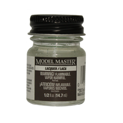 MODEL MASTER Multi Colour Glitter Clear Lacquer